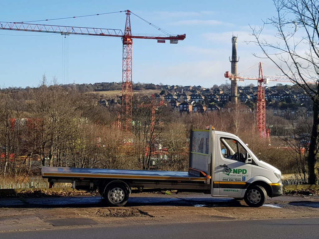 haulage Services in South Yorkshire