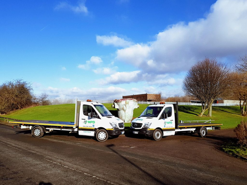 Haulage Services in Rotherham